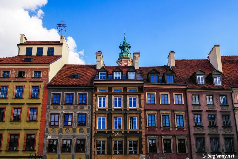 Plac Zamkowy i Starówka