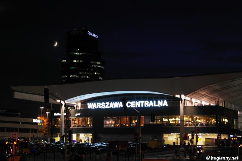 Centrum - Aleje Jerozolimskie