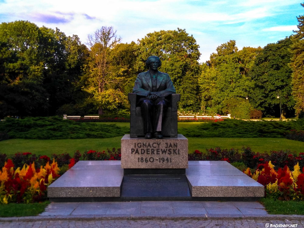 Park Ujazdowski